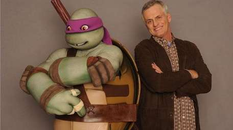 Donatello and Rob Paulson
