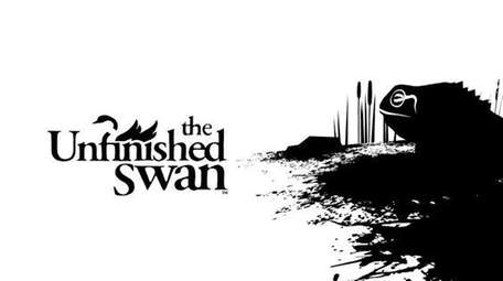 'The Unfinished Swan' is a adventure game developed
