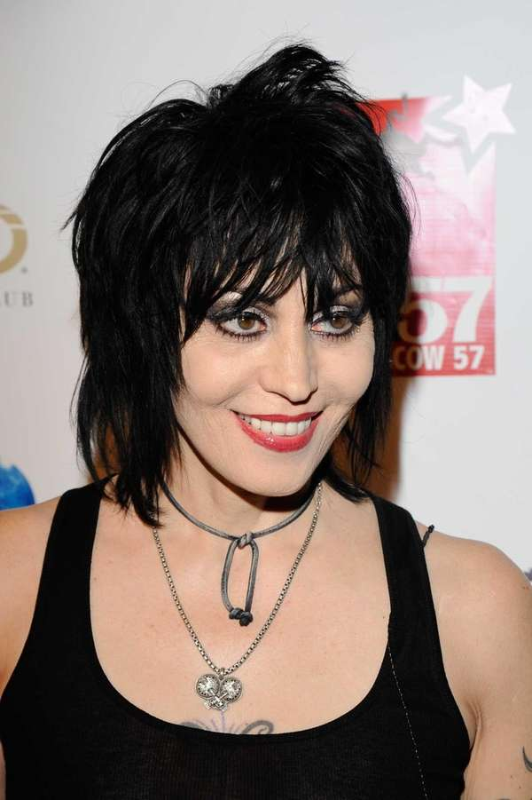 Joan Jett attends