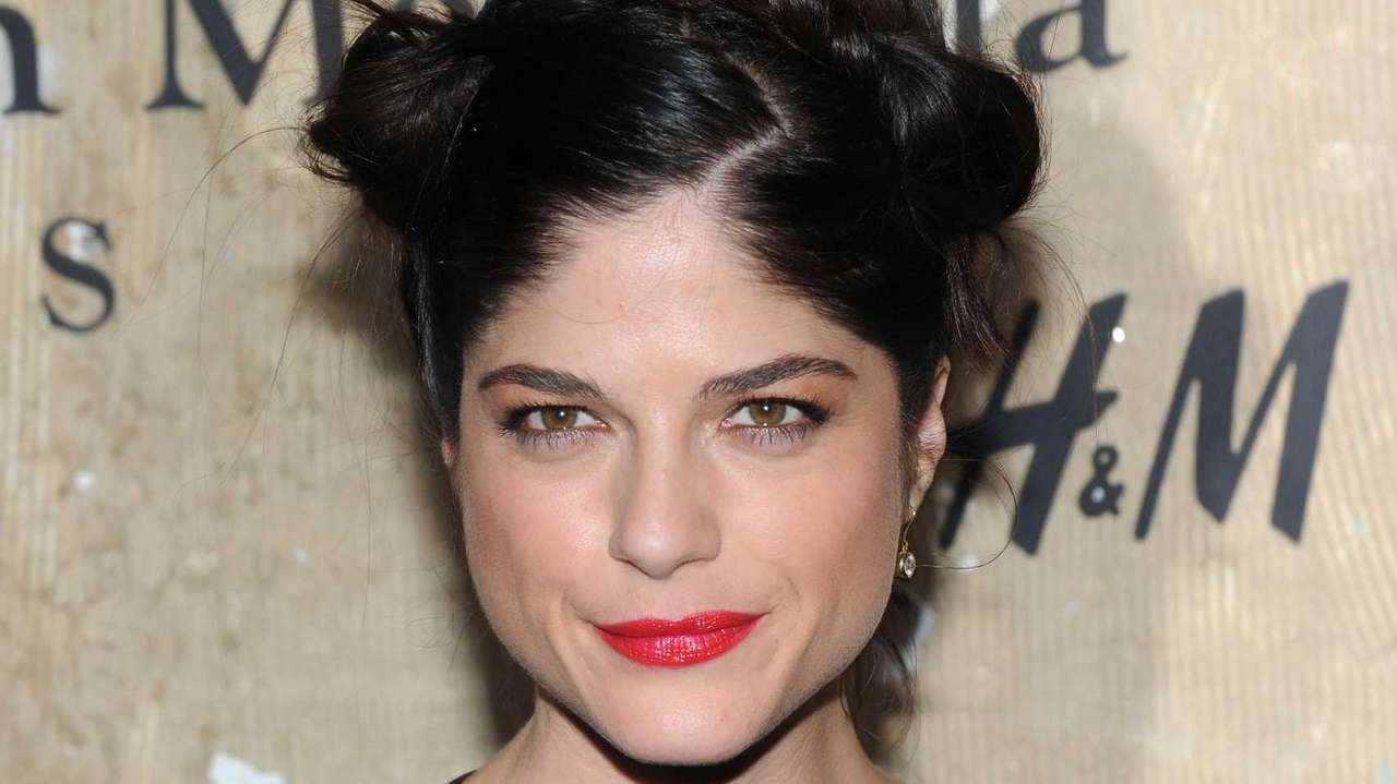 Selma Blair attends the Maison Martin Margiela with