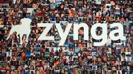 Social-game maker Zynga Inc. said Tuesday, Oct. 23,