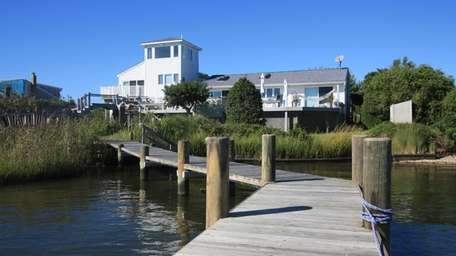 There are 360-degree views of nature on Captree