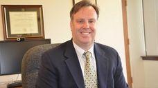 Bill Heidenreich, 40, of Merrick, was appointed superintendent