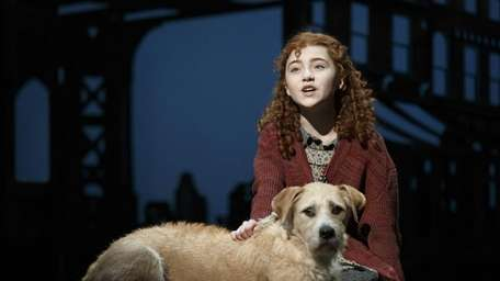 Lilla Crawford, who will play the role of