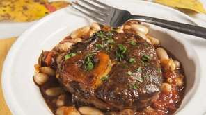 Rich, meaty dishes such as osso buco with