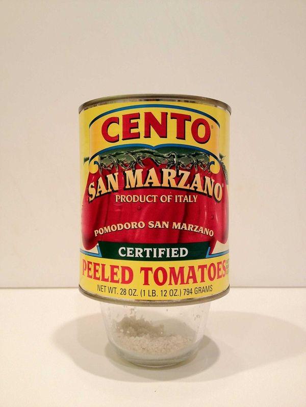 Cento Italian tomatoes are