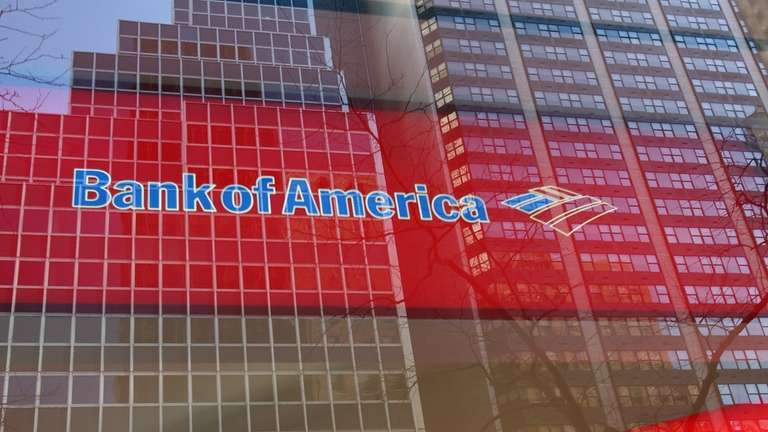 In this file photo, a Bank of America