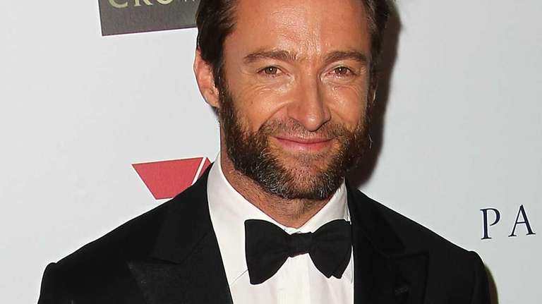 Hugh Jackman arrives at the Fight Cancer Foundation's