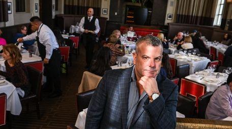 Michael Bohlsen, co-owner of the Bohlsen Restaurant Group,