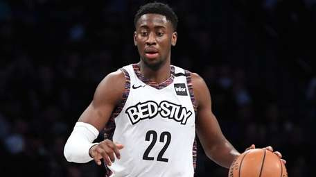 Caris LeVert and Nets routed the Warriors on