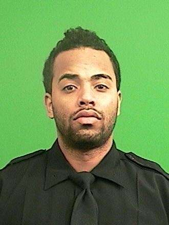 Off-duty New York Police Department officer Ivan Marcano
