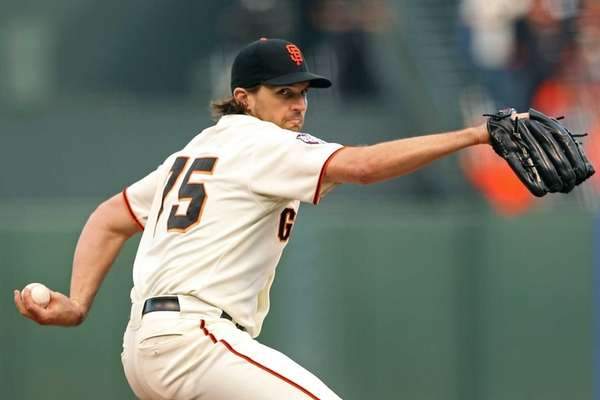 Barry Zito #75 of the San Francisco Giants