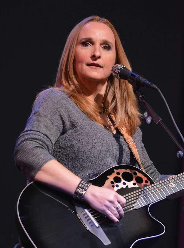 Melissa Etheridge performs at Meet the Musician: Melissa