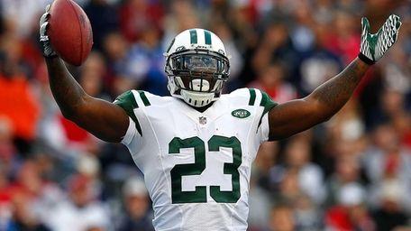 SELL HIGH: Shonn Greene   Jets running back
