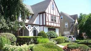 A Tudor style home at 605 N. Village