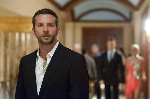 """Silver Linings Playbook"" with Bradley Cooper screened as"