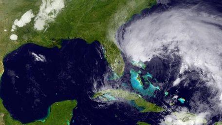 A stronger Hurricane Sandy will bring high winds
