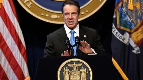 Gov. Andrew M. Cuomo has proposed legislation to