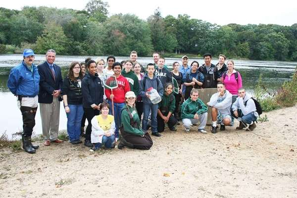 Longwood High environmental science students are part of
