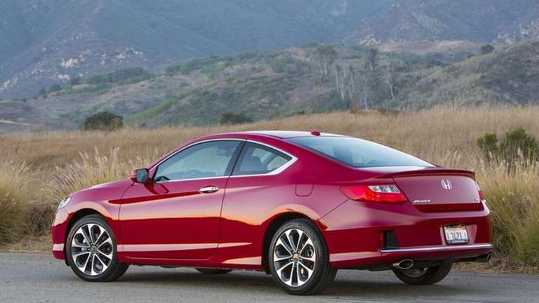 The 2013 Honda Accord has never been about