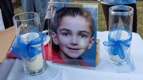 Candlelight vigils were held for Thomas Valva, who