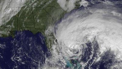 Hurricane Sandy will move northward through the Bahamas
