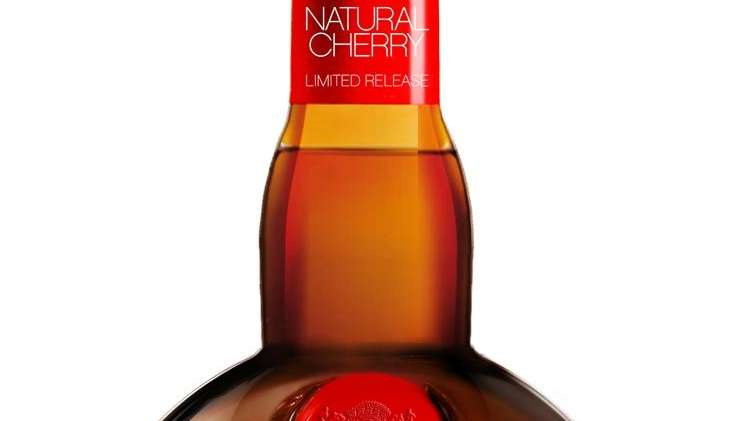 Grand Marnier Cherry.