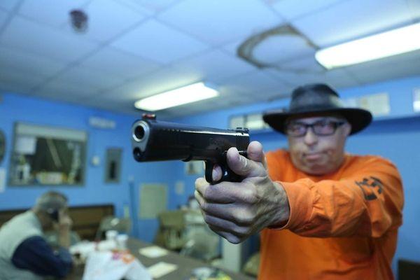 Larry Verdi, 60, of Sleepy Hollow owns 18
