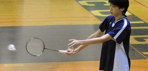 Great Neck North High School freshman Anson Cheung