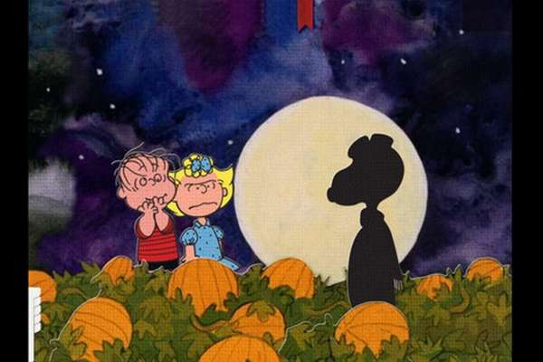 """It's The Great Pumpkin Charlie Brown"" app."