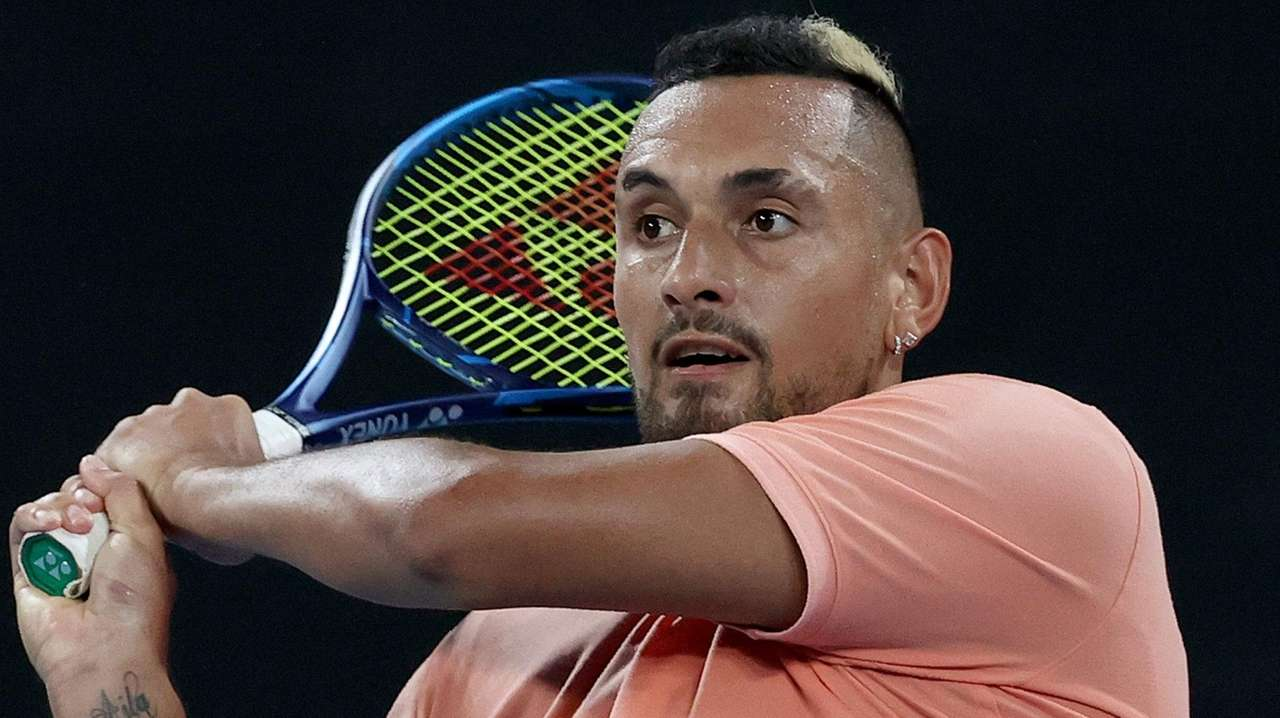 Kyrgios withdraws from New York Open