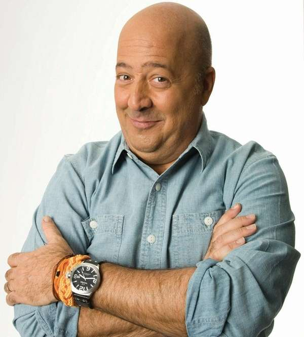 Travel Channel's Andrew Zimmern, star of ?Bizarre Foods