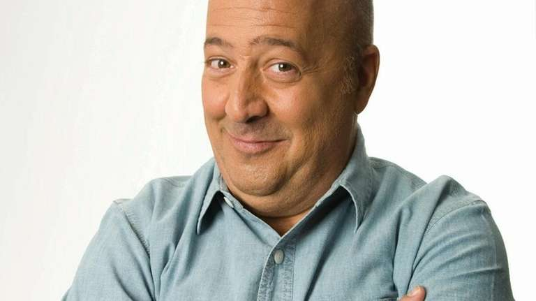 """Travel Channel's Andrew Zimmern, star of """"Bizarre Foods"""