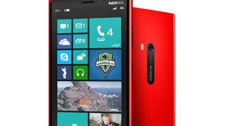 Microsoft and Nokia unveiled Nokia's Lumia 920, a