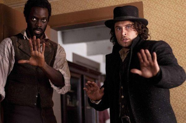 Doctor Matthew Freeman (Ato Essandoh) and Detective Kevin