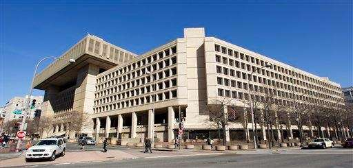 The Federal Bureau of Investigation (FBI) headquarters in