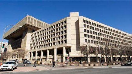 The Federal Bureau of Investigation (FBI) headquarters in