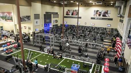 A 24 Hour Fitness will open in part