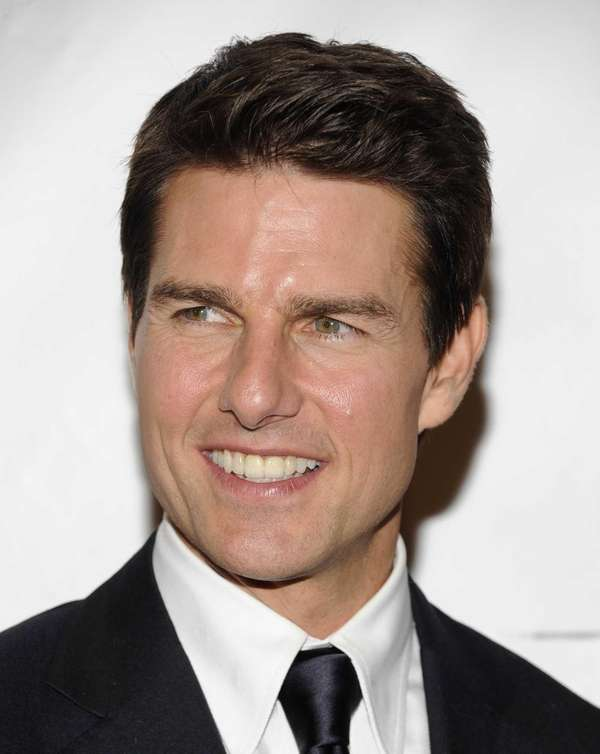 Tom Cruise at The Friars Club and Friars