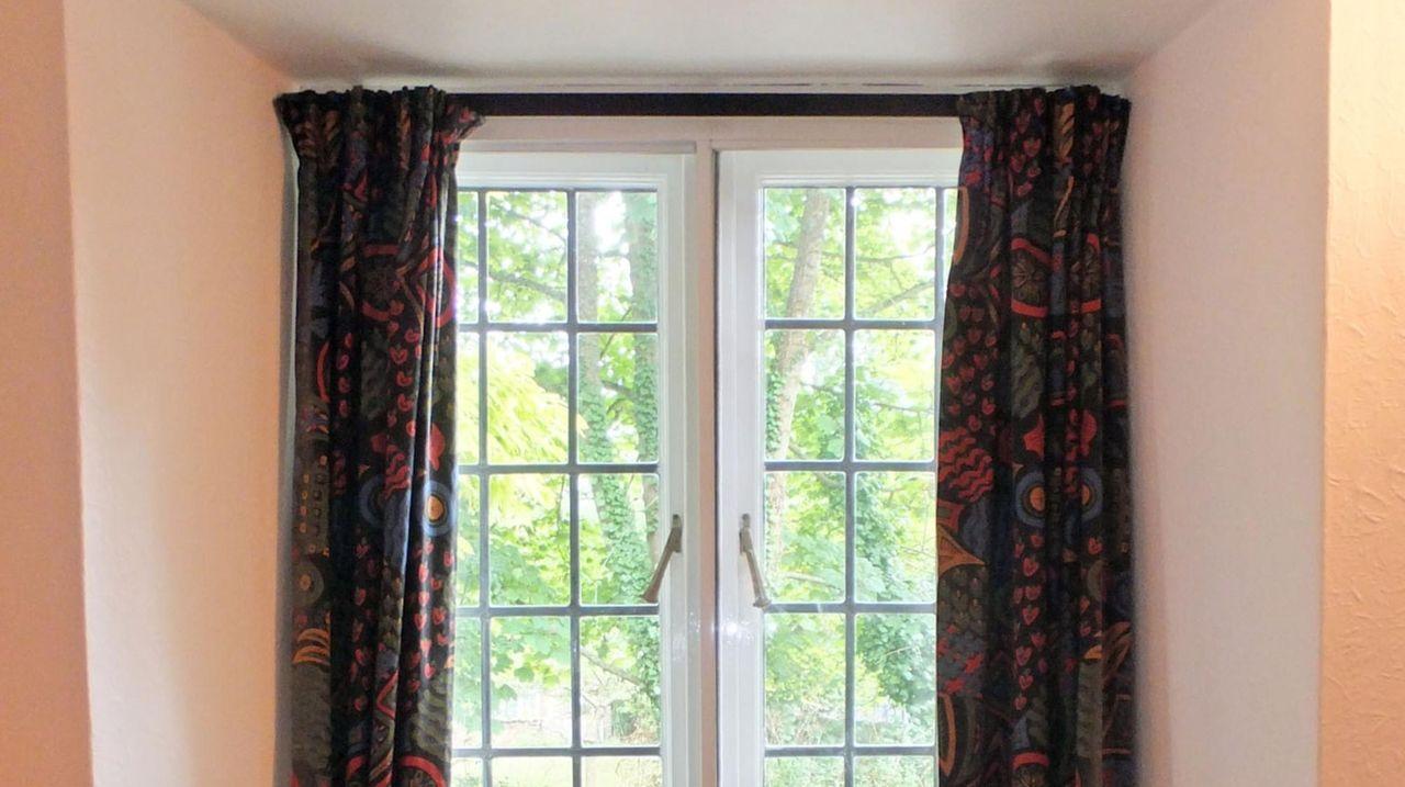Create a cozy window seat to take advantage of views