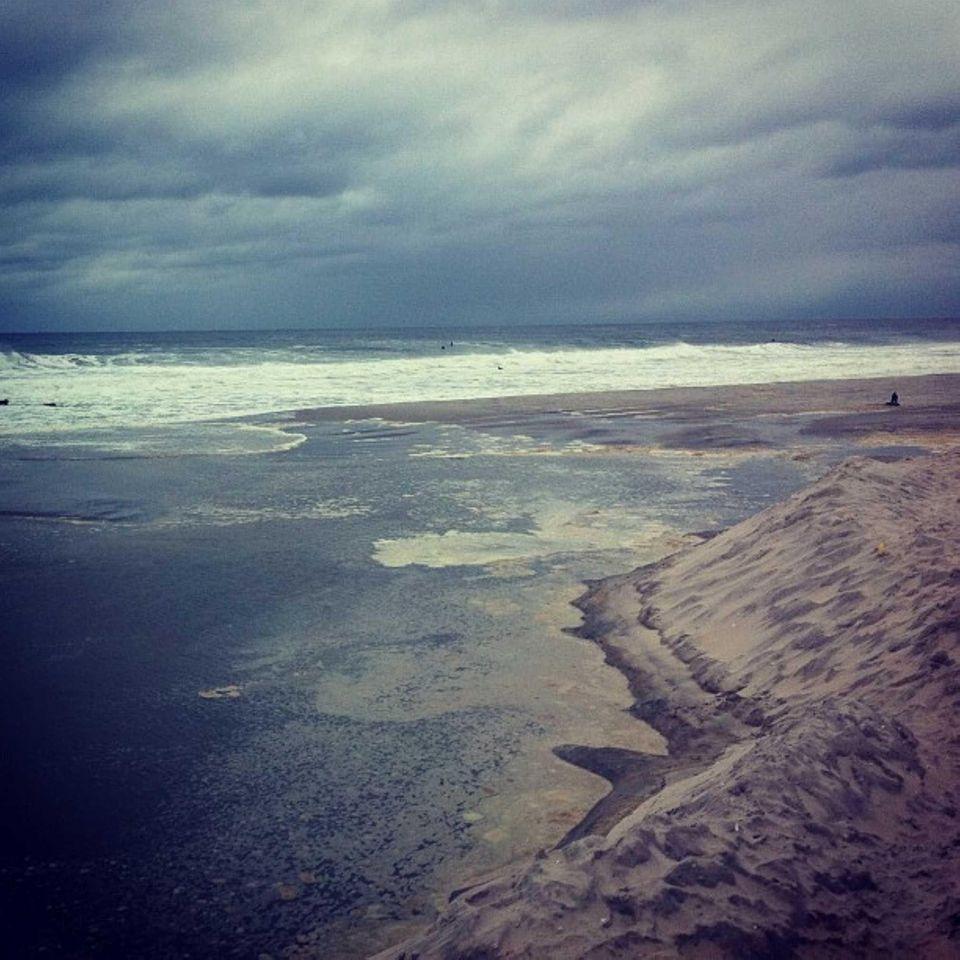 #HurricaneSandy #LongBeach