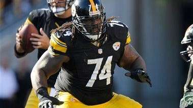 Steelers guard Willie Colon is a Bronx native