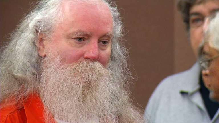 Convicted killer Donald Moeller during a court appearance