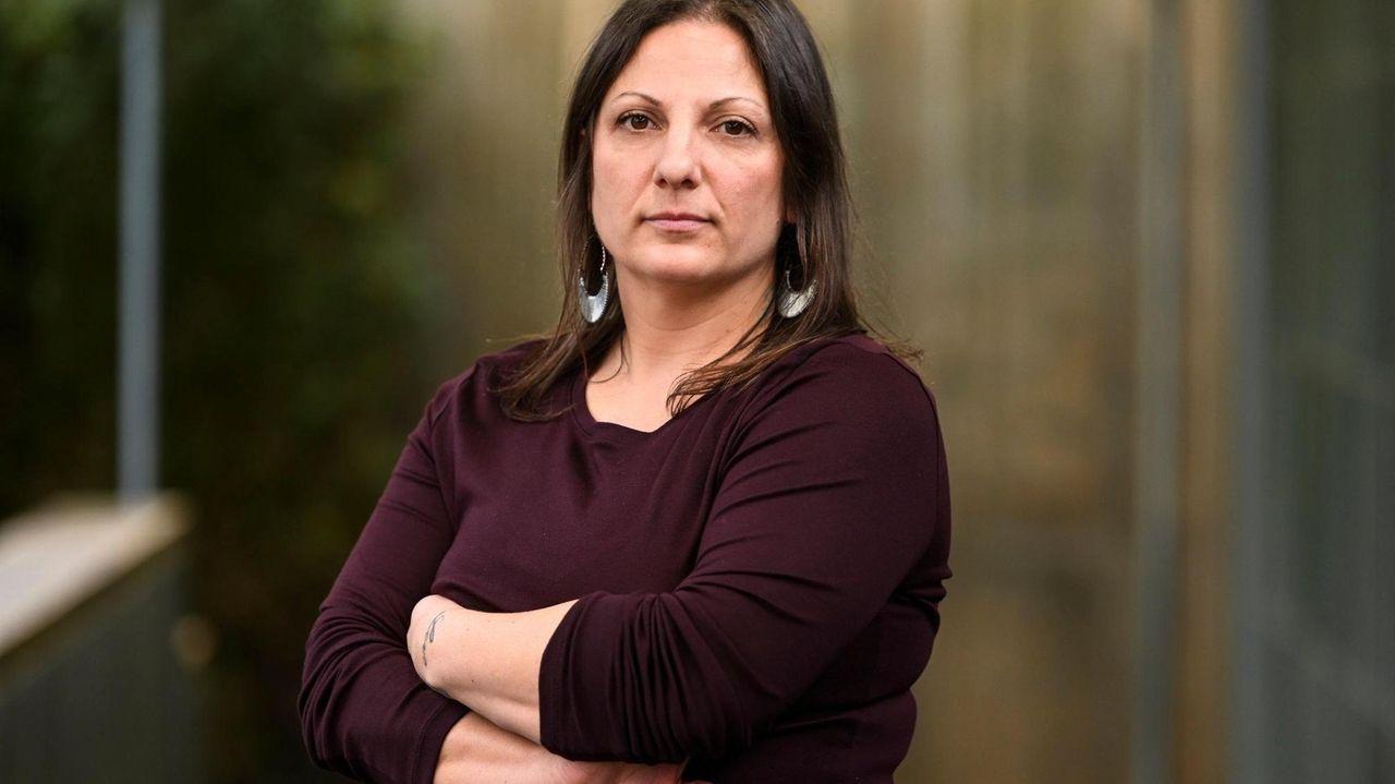 On Tuesday,Jasmine Grace Marino, a survivor of human