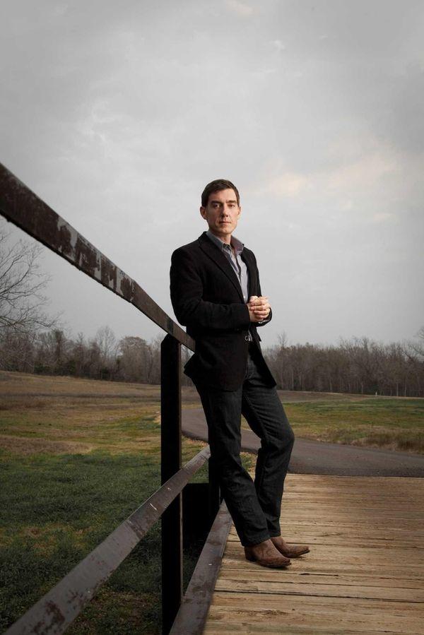 Justin cronin, author of