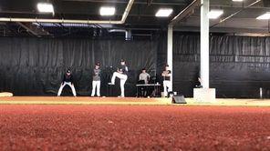 Yankees mangaerAaron Boonetalks about new pitcherGerritCole'sfirst day of