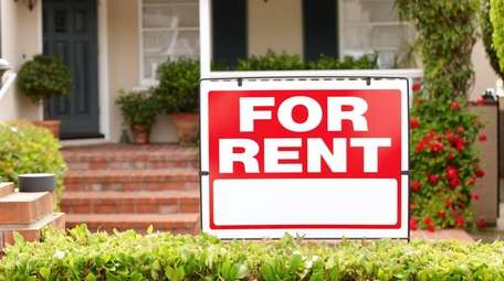 Residential rents were up 3% last month compared