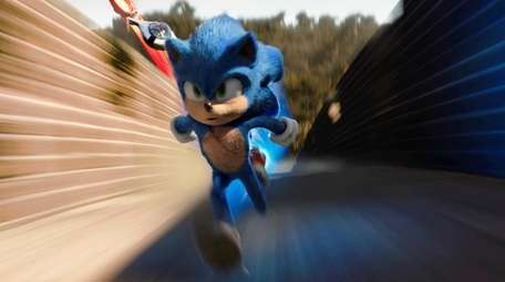 "Ben Schwartz voices the title character in ""Sonic"