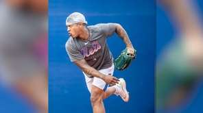 On Thursday, Mets starting pitcher Marcus Stroman talked