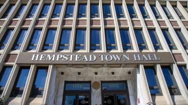 Hempstead officials in January started redacting sensitive information
